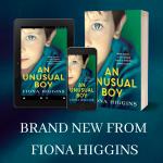 Fiona Higgins' An Unusual Boy Booktopia