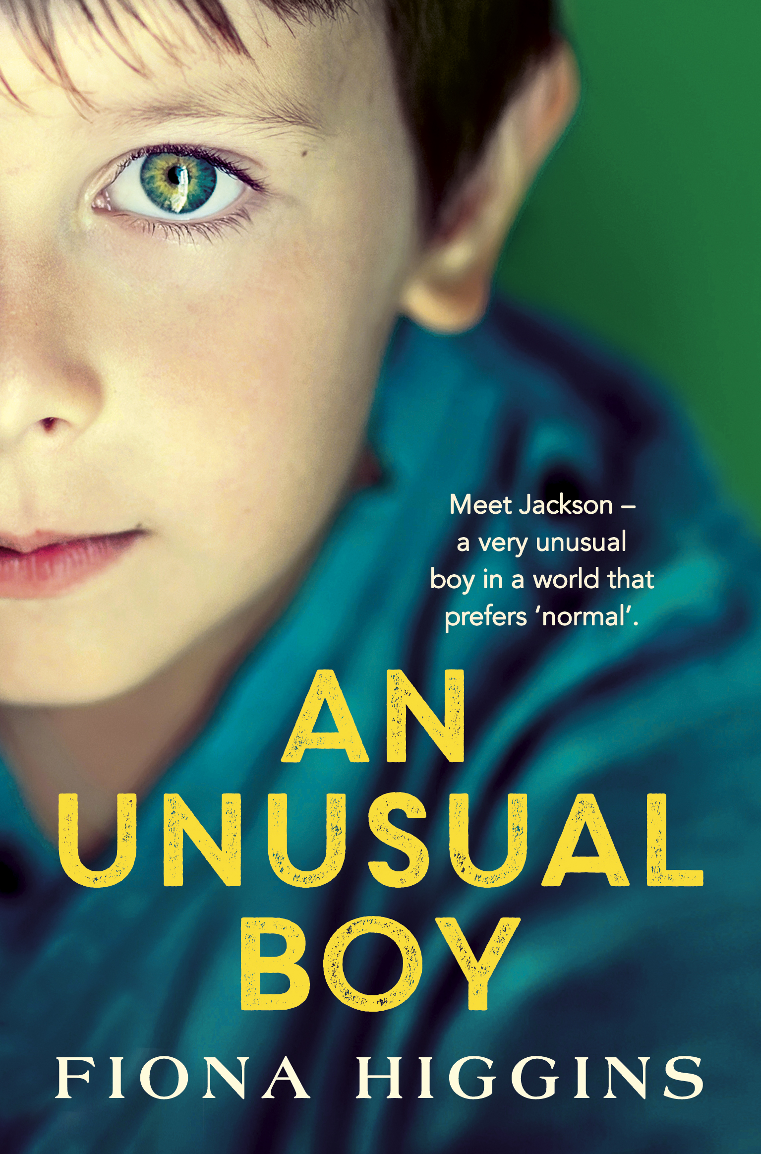 An Unusual Boy Fiona Higgins